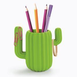 Cactus zöld ceruzatartó állvány - Just Mustard