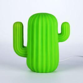 Cactus fénylő LED lámpa - Just Mustard