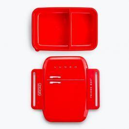 FrITEM_IDge piros tízórais doboz, 1,9l - Just Mustard