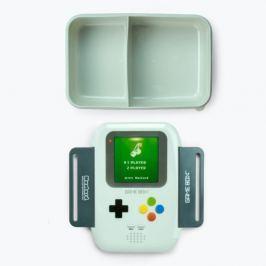 Game zöld tízórais doboz, 1,9l - Just Mustard