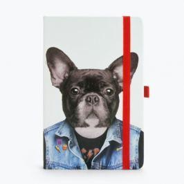 Go Wild Dog jegyzetfüzet - Just Mustard