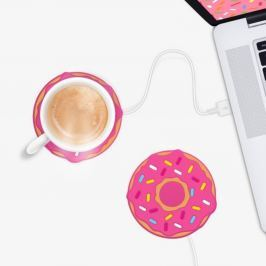 Donut USB italmelegítő - Just Mustard