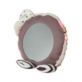 Padló tükör rózsaszín részletekkel - Done by Deer
