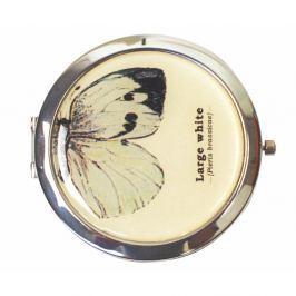 Butterflies kompakt tükör - Gift Republic