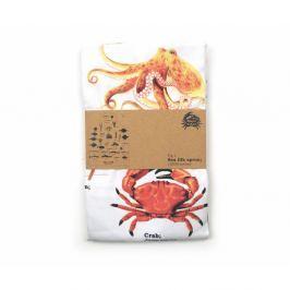Sea Life pamut kötény - Gift Republic