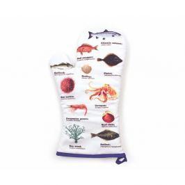 Sea Life edényfogó kesztyű - Gift Republic