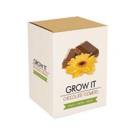 Chocolate Flowers növénytermesztő készlet - Gift Republic