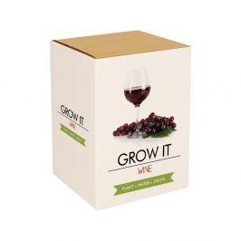 Wine növénytermesztő készlet - Gift Republic