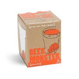 Beer Monster növénytermesztő készlet komló magokkal - Gift Republic