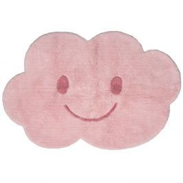 Nimbus rózsaszín gyerekszőnyeg, 75 x 115 cm - Nattiot