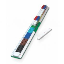 Vonalzó, hossza 30 cm - LEGO®