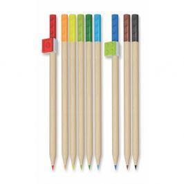 Mix 9 darabos színes ceruza készlet - LEGO®