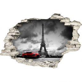 Paris Hole öntapadós matrica - Fanastick