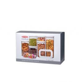 Modula élelmiszertárolódoboz-készlet, 7 részes - Rosti Mepal
